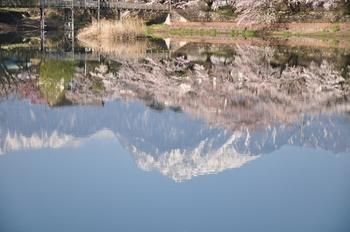 逆さ甲斐駒(長坂湖).jpg